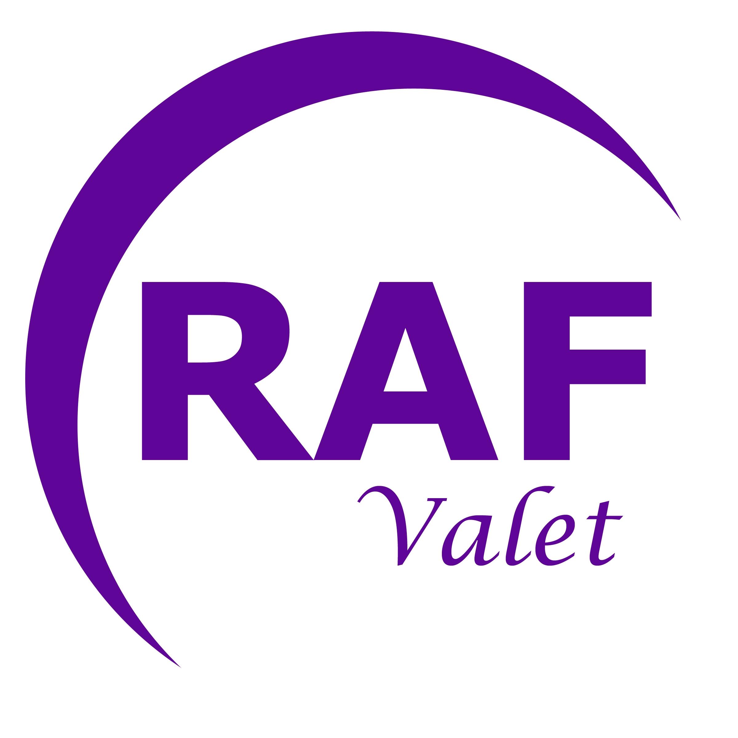 RAF valet